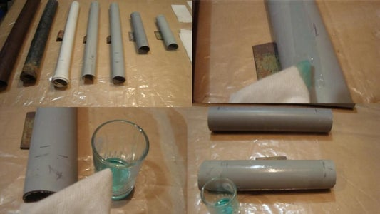 Number of Pipes?, Pipe Marking, Fabric Cutting and Pipe Lubrication.