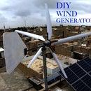 DIY风力发电机