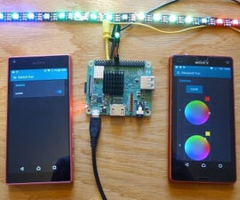 Internet of Things, Fun With Node-Red, Smartphone Control, Raspberry Pi