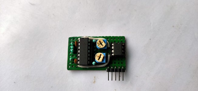 Finishing the Soldering Process