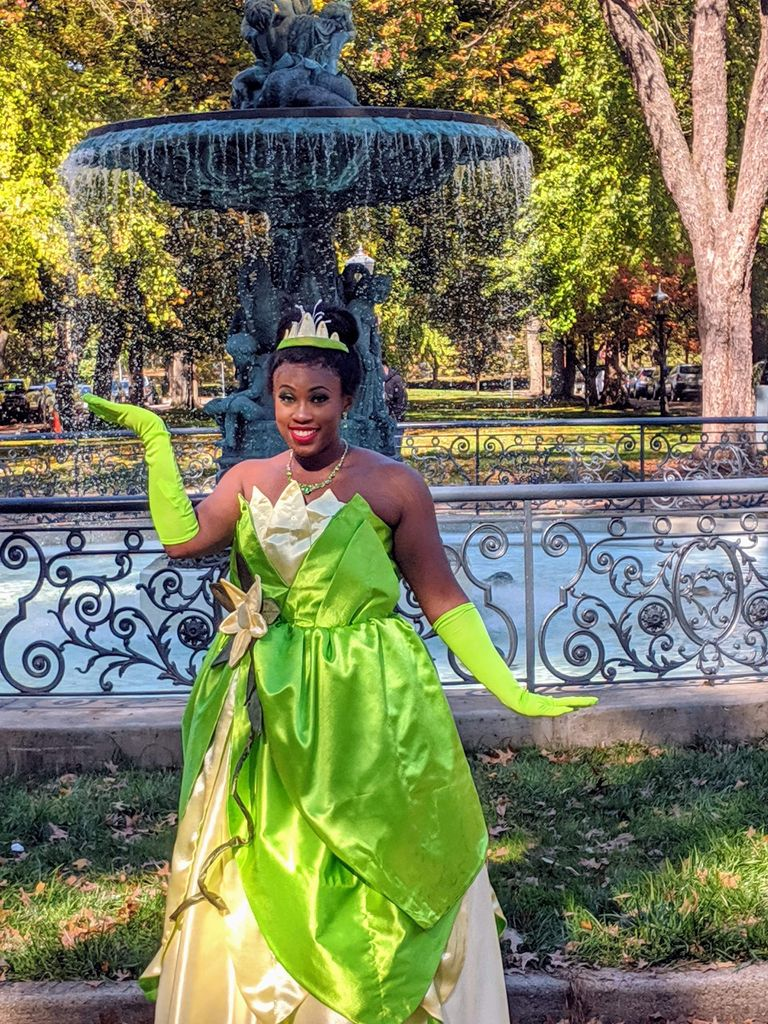 Picture of Princess Tiana