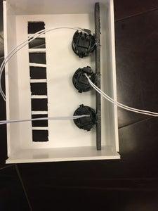 將電路與盒子組合