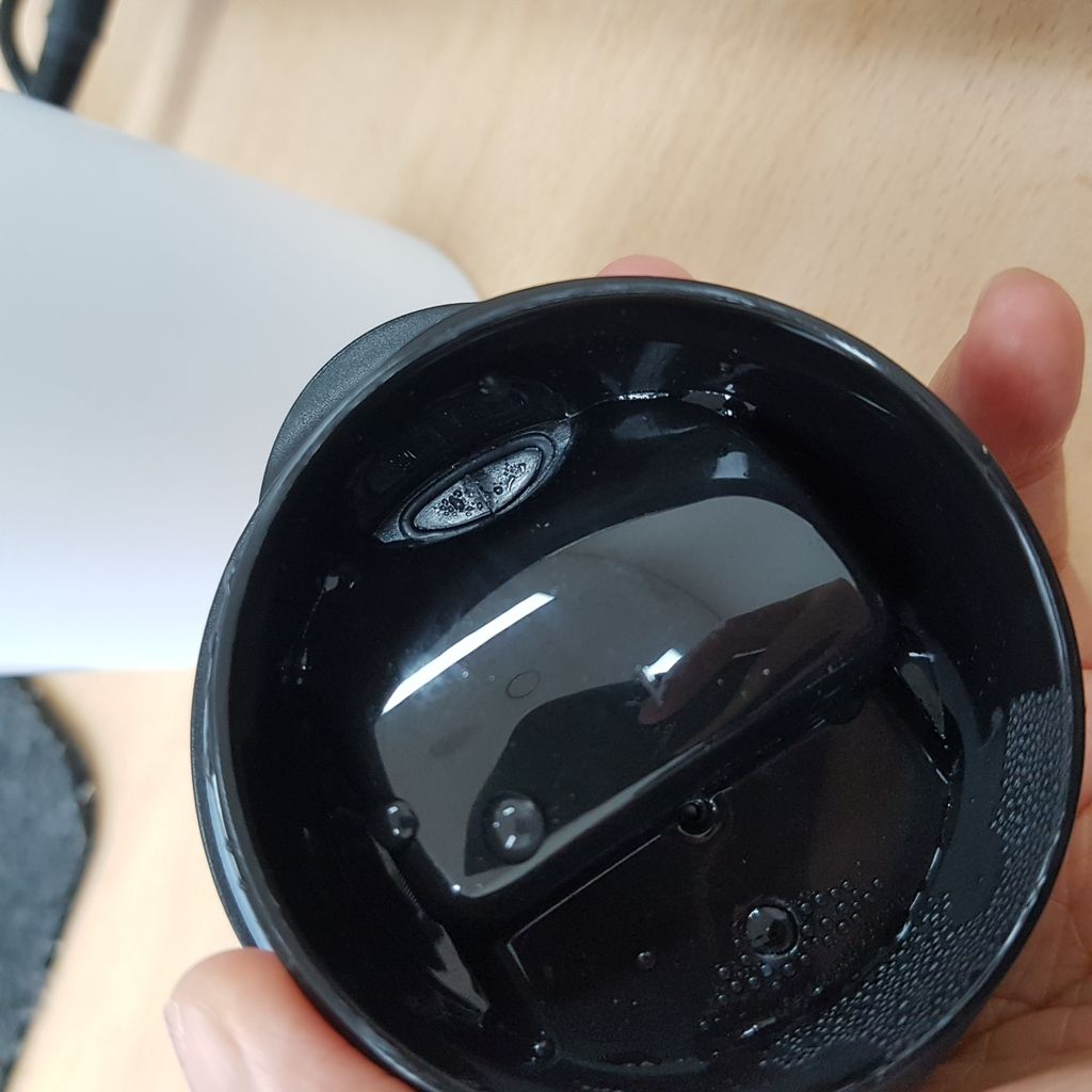 Picture of How to fix a defective tumbler lid?
