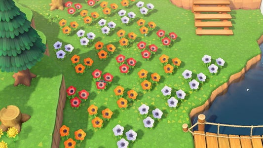 How to Breed All Hybrid Flowers in Animal Crossing New ...