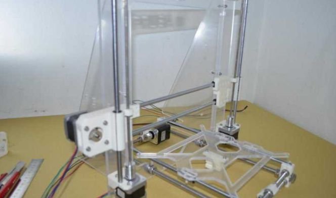 Picture of Install X, Y Axis Motor
