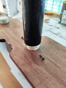 Making the Wall Mounting Mechanism