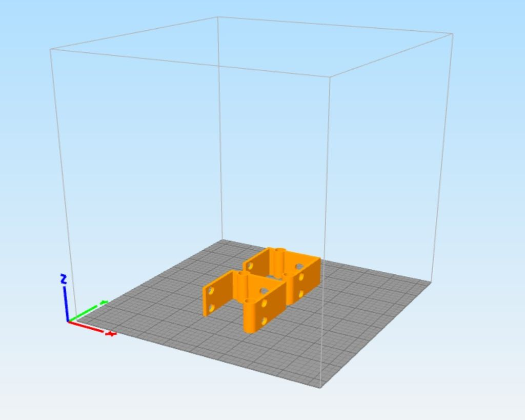 Picture of 3D Printing the Parts