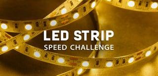 LED灯条的速度挑战赛