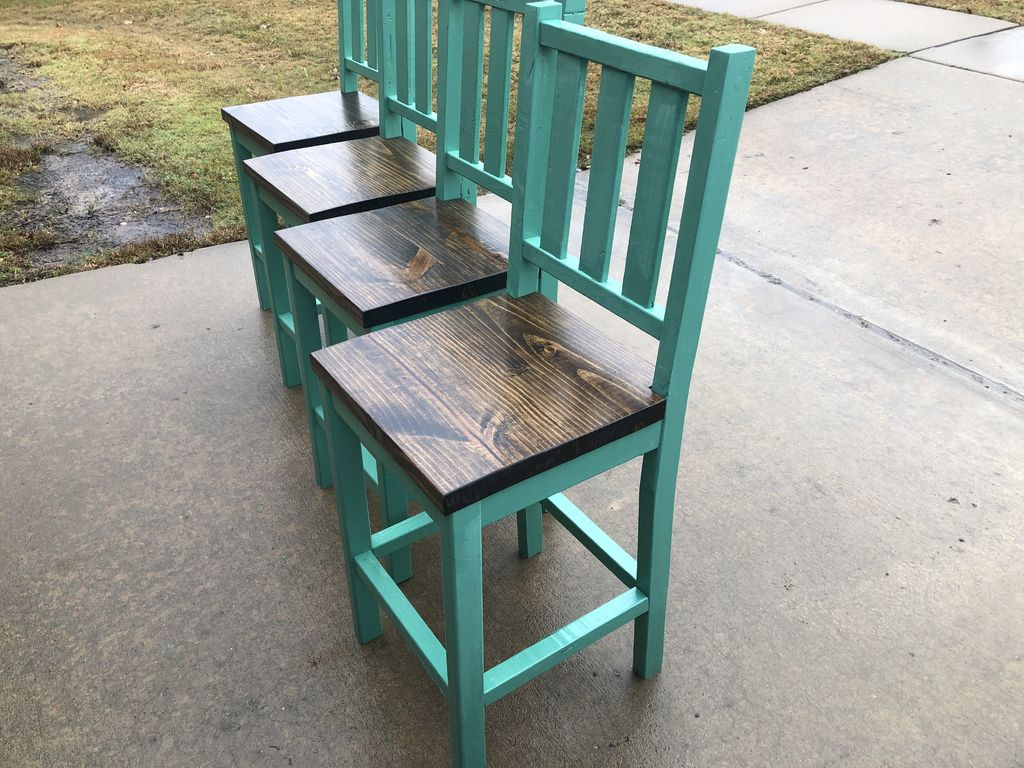 Picture of How to Build a High Chair