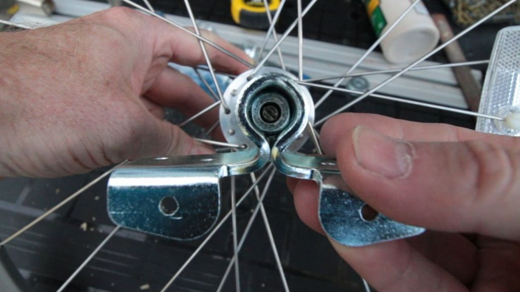 Picture of Oar Lock Sockets - One of My Best Solutions Ever