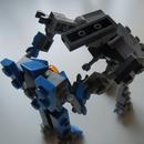 LEGO :: Pacific Rim: Gipsy Danger