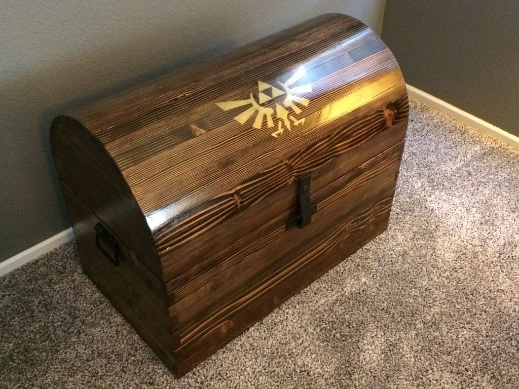 Picture of Leftover 2x4 Chest