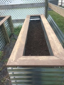 Fill Your New Beds With Soil