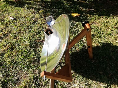 Testing the Solar Coffee Maker and Final Thoughts