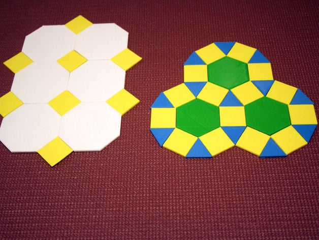 Picture of Tessellations, Hands-on Math
