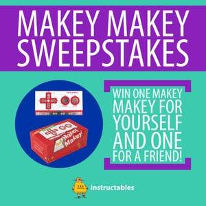 Instructables Makey Makey Instagram Sweepstakes Official Rules