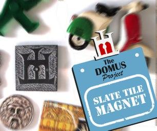 Slate Tile Magnet