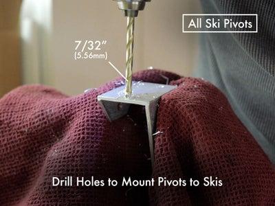 Finishing the Ski Pivots