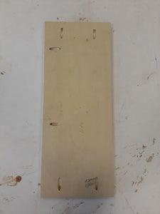 Shelves: Measurements - Board 2