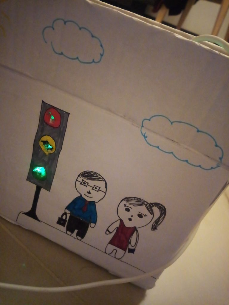 Picture of Arduino Traffic Light