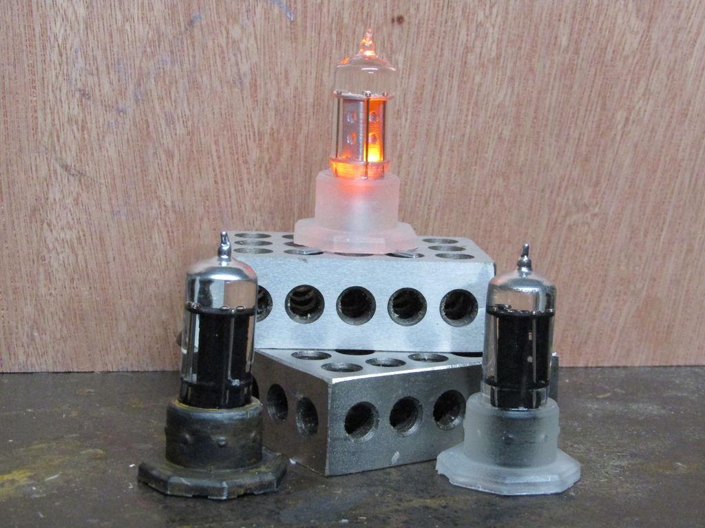 Picture of Resin Cast LED Vacuum Valve
