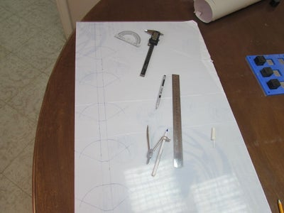 Design, Cut and Fold the Polycarbonate Sheet.