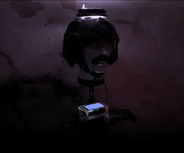 Morse Helmet*