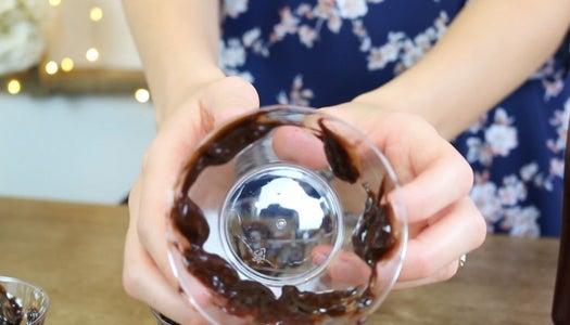 Add Chocolate Syrup
