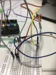 Now Wire the Servo to the Breadboard