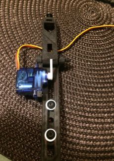 Picture of Attach the Servo Arm