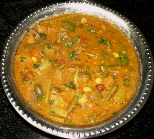 Picture of How to Make Indian Sambar