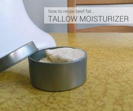 Tallow Moisturizer