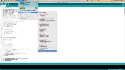 Writing Arduino --> Node-RED & Node-RED --> Arduino Code Setup