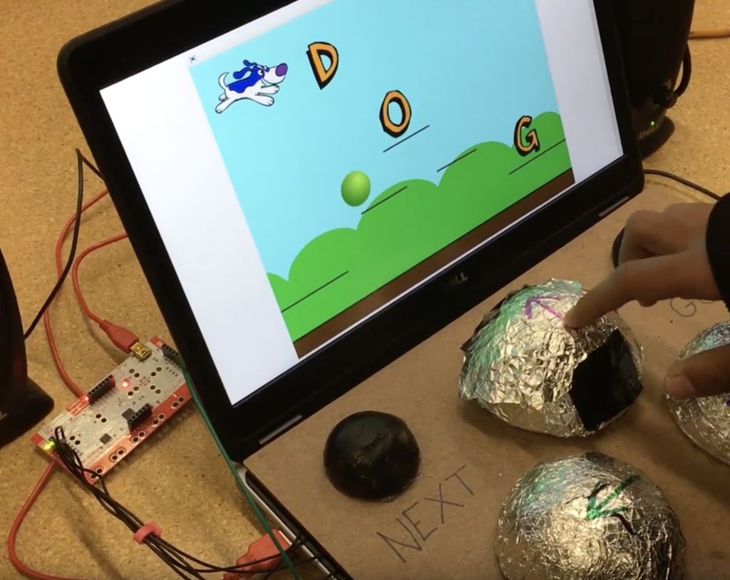 Picture of OTHER MAKEY MAKEY ARCADES