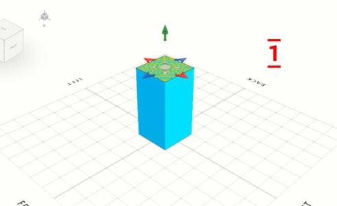 Creating Top and Bottom Base