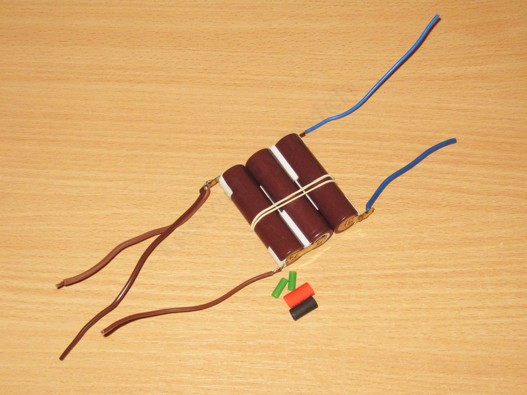 Picture of Wire Connection 2