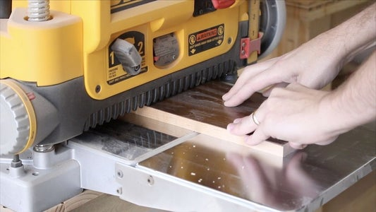 MILLING THE LUMBER