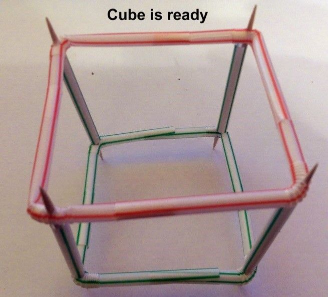 Picture of Cubic Bubbles - Assembly 2