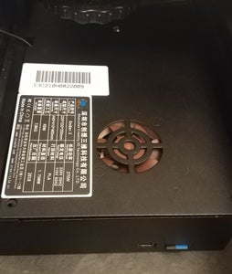Replace the Board Cooling Fan