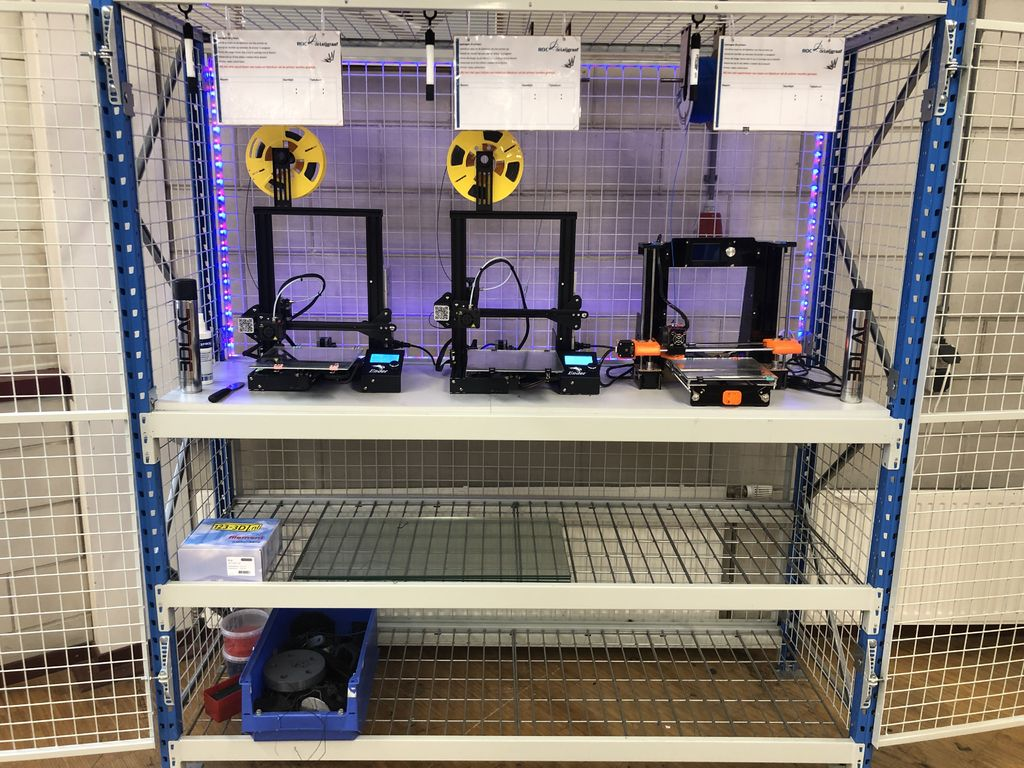Picture of 3D Printer Management