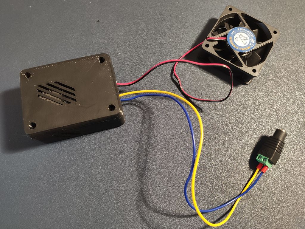 Picture of Smart Fan Controller