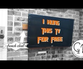 Free Tv Wall Mount