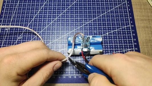Prepare the Charging Circuit
