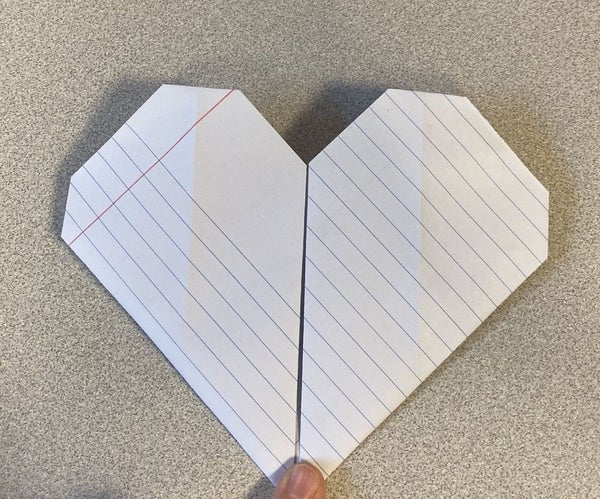How to Make a Paper Heart