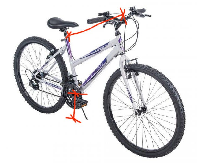 Picture of Dismantle the 26'' Bike