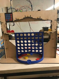 Connect 4: Automized Board Game
