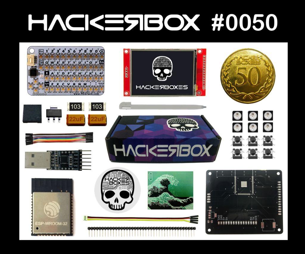 HackerBox 0050