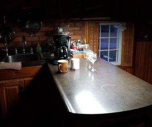 Kitchen Lighting Enhancement