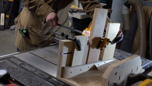 Outer Case: Joinery and Glue Up