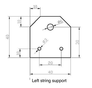 Base and the String Supports